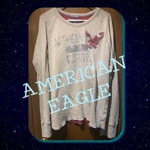 🆕American Eagle Vintage Fit Tee🔶